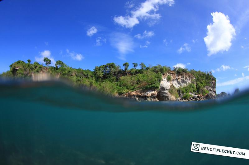 padang cliff